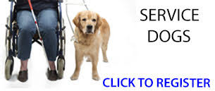 quickly register your esa or service animal free shipping