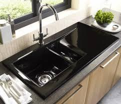 astracast liscio 1 5 bowl black ceramic kitchen sink renovation