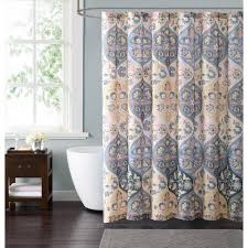 Neutral Shower Curtains Style 212 Justine Ogee 72 In Neutral Shower Curtain Sc1846 6200