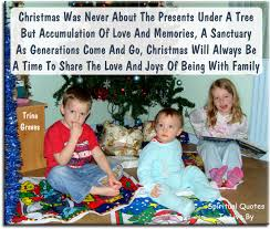 quotes christmas not being presents inspirational christmas poems