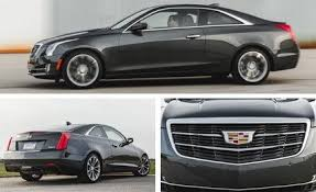 cadillac ats coupe price 2015 cadillac ats coupe 2 0t manual test review car and driver