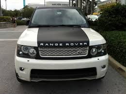 land rover supercharged white white black range rover supercharged with carbon fiber trim