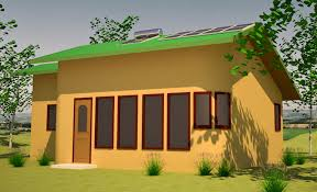 straw bale house plans small affordable sustainable strawbale