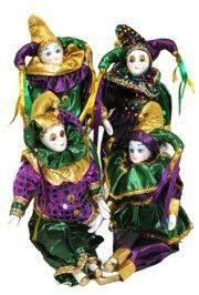 mardi gras doll mardi gras dolls jester dolls ceramic dolls mardi gras pins