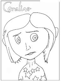 pinkalicious coloring pages free coraline coloring pages free printable coraline coloring pages