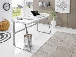 Design Schreibtisch Bailey Ii Schreibtisch Matt Weiß