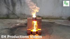 thermite vs a steel can youtube