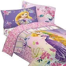 Tangled Bedding Set 4pc Disney S Tangled Bedding Set Princess Rapunzel Magic
