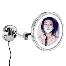 Wall Mounted Magnifying Mirror 10x Wall Mount Magnification Mirror 10x Mirrors Compare Prices At