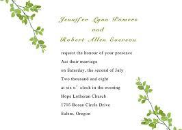 wedding invitations printable modern green wind bell printable online wedding invitations ewi069