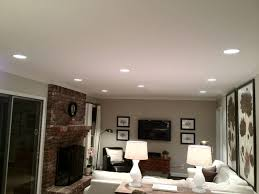 Dining Room Recessed Lighting Living Room Lovely Dining Room Recessed Lighting Of Living Great