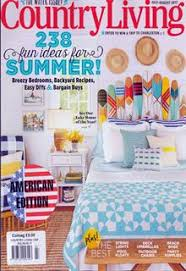 country living subscription country living usa magazine subscription buy at newsstand co uk