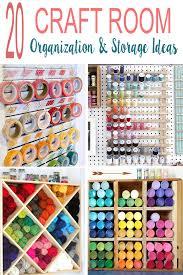 Storage Ideas For Craft Room - remodelando la casa 20 craft room organization u0026 storage ideas