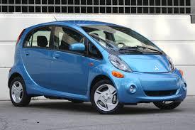 mitsubishi electric car 2016 mitsubishi i miev review autoguide com news
