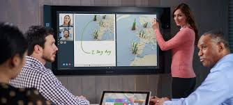 microsoft u0027s surface hub is ready for your conference room for