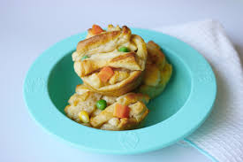how to make a turkey pot pie with thanksgiving leftovers 4 ingredient mini chicken pot pies easy toddler meals