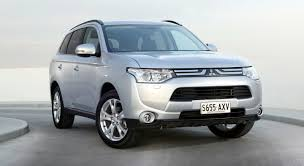 mitsubishi suv 2014 outlander updated for 2014
