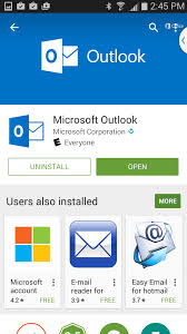 office 365 android setup outlook app on android set up email workspace email godaddy