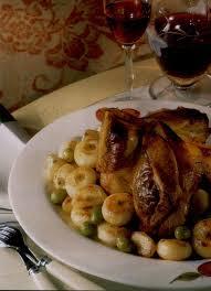 cuisiner un jarret de veau recette jarret de veau rôti au cidre petits navets braisés