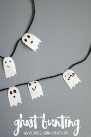 halloween ghost stencil best 25 ghost crafts ideas on pinterest last halloween