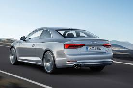 audi germany all new 2018 audi a5 s5 coupe goes lighter sharper