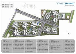 godrej summit 2 3 4 bhk residential project in sector 104 gurgaon floor plan