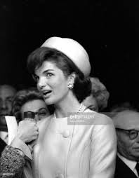 Kennedy Jacqueline Jacqueline Kennedy During His Visit In Paris France On May 31
