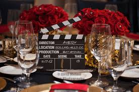 red carpet themed table centerpieces carpet nrtradiant