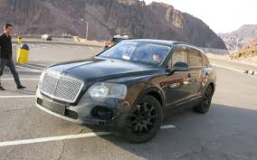 suv bentley 2016 2016 bentley bentayga suv coming soon dubicars news