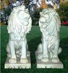 lions statues for sale large animals statues marble lions statue lion set statue