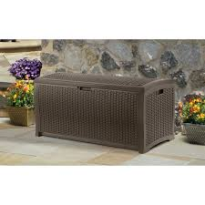 patio furniture cushion storage boxes gysbgs com