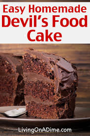 31 Best Cakes Chocolate Devils Food Images On Pinterest