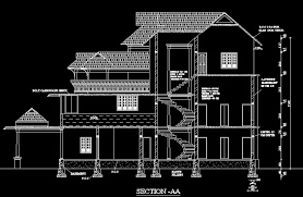 traditional architecture customised u2013 sabeercad com