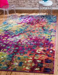 multi 7 u0027 x 10 u0027 barcelona rug area rugs esalerugs nesting