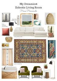 Where To Put My Furniture In My Living Room House Homemade My Dreamiest Eclectic Living Room