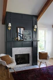 diy faux fireplace surround fireplace candle holder fireplace