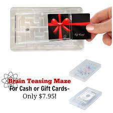 gift card maze gift card mazes gift card ideas