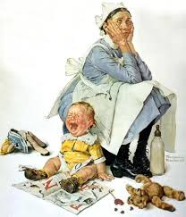 248 best norman rockwell paintings images on
