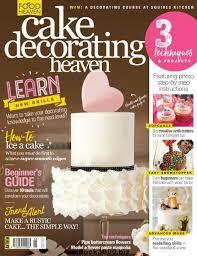 Cake Decorating Heaven January February 2018 Free PDF magazine