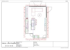 process steven christopher design group kitchen design drawings
