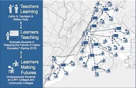 entry level jobs journalism nyc maps why do research mapping the futures of higher education through