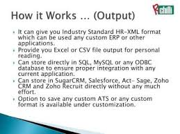 What Is Resume Parsing Rchilli Cv Parsing Hr Software For Resume Parsing Youtube