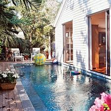 Backyard With Pool Ideas Best 10 Small Minimalist Pool Ideas Home Design And Interior