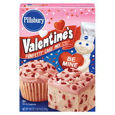 valentine cakes pillsbury seasonal products