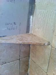 shower shelves corner appalachianstorm com how to make a corner shower shelf using tile girl can do itsimplehuman caddy stainless steel 1 pcs aluminum