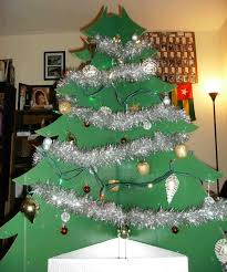 how diy cardboard christmas decorations to paper ornaments craft