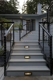 home design exterior and interior stainless steel cable railing system with modern exterior cable