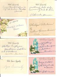 17 things to write on sympathy flowers sympathy messages