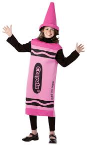 doc mcstuffins costume spirit halloween crayon crayola pink tank dress halloween costume cute