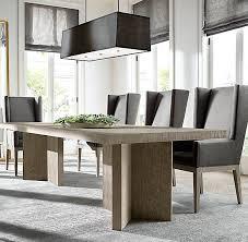 Restoration Hardware Dining Room Tables Ludlow Rectangular Dining Table